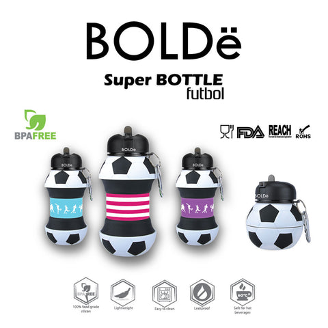 Super BOTTLE FUTBOL