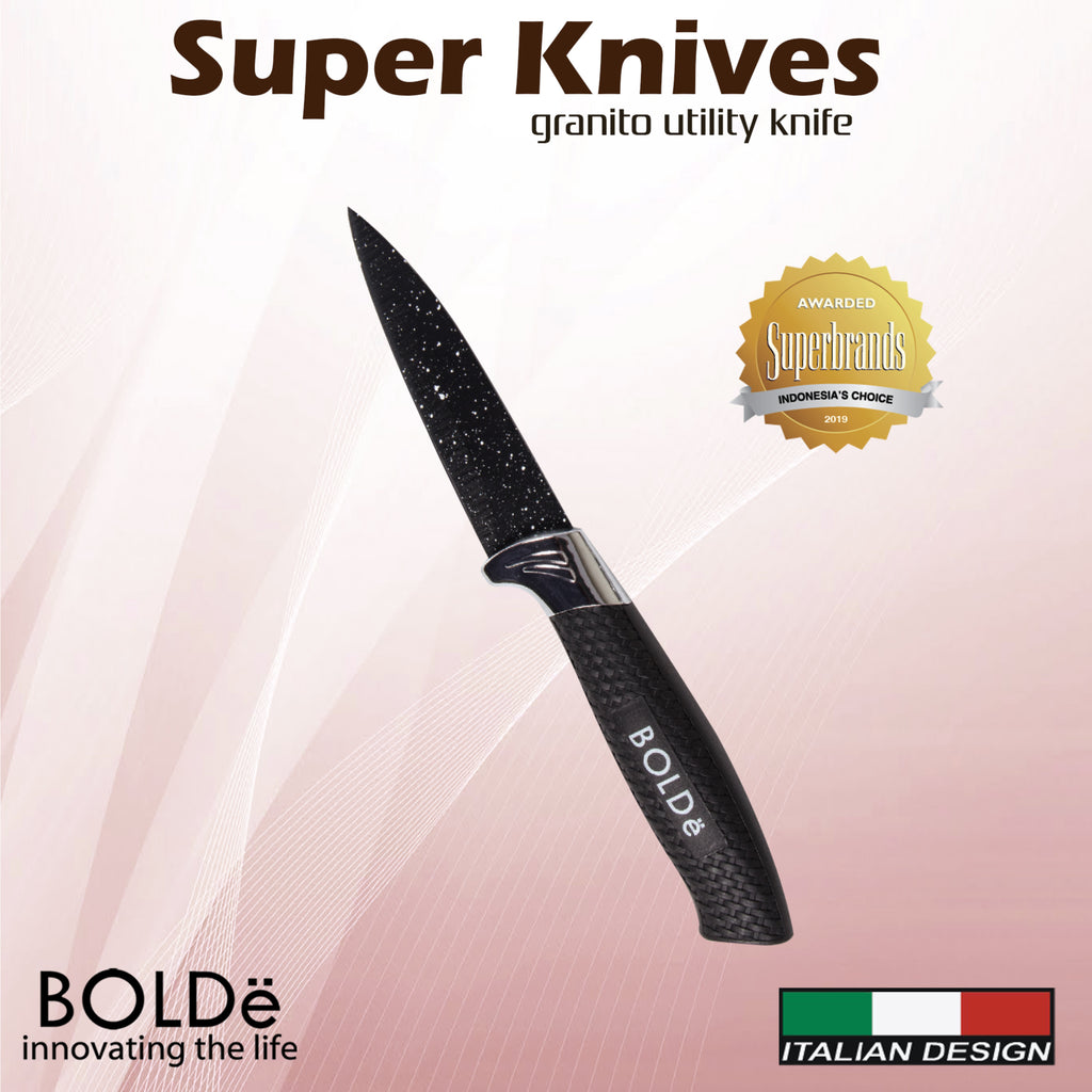Super Knives  GRANITO Utility Knife