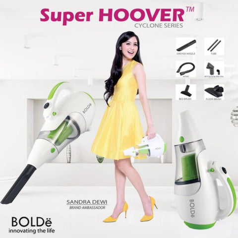 a Flash SALE Super HOOVER Cyclone Series