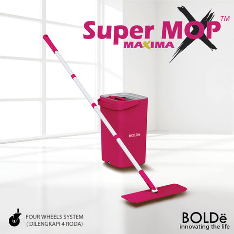 a Flash SALE Super MOP X MAXIMA