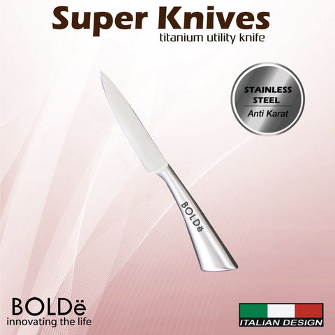 Super Knives Titanium Utility Knife