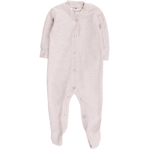 Müsli mini me bodysuit rose melange