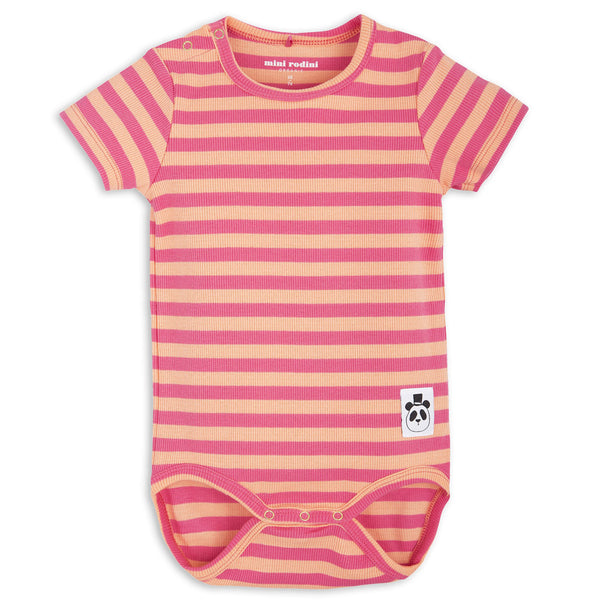 mini rodini stripe rib body