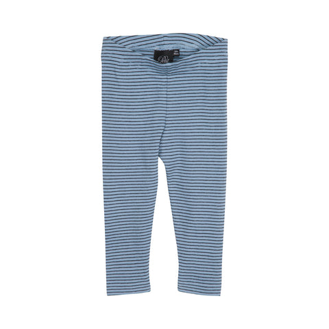 Petit by Sofie Schnoor basic leggins stripes mist black