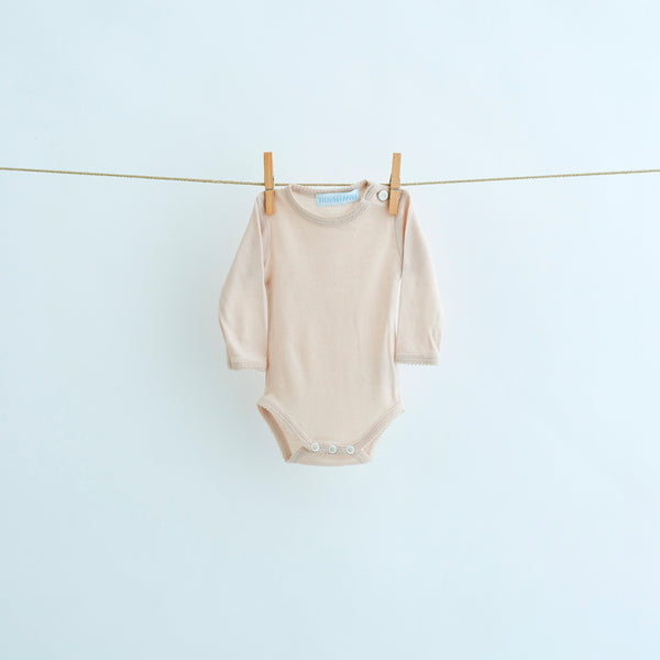 Lilli & Leopold body, Nude-Pink
