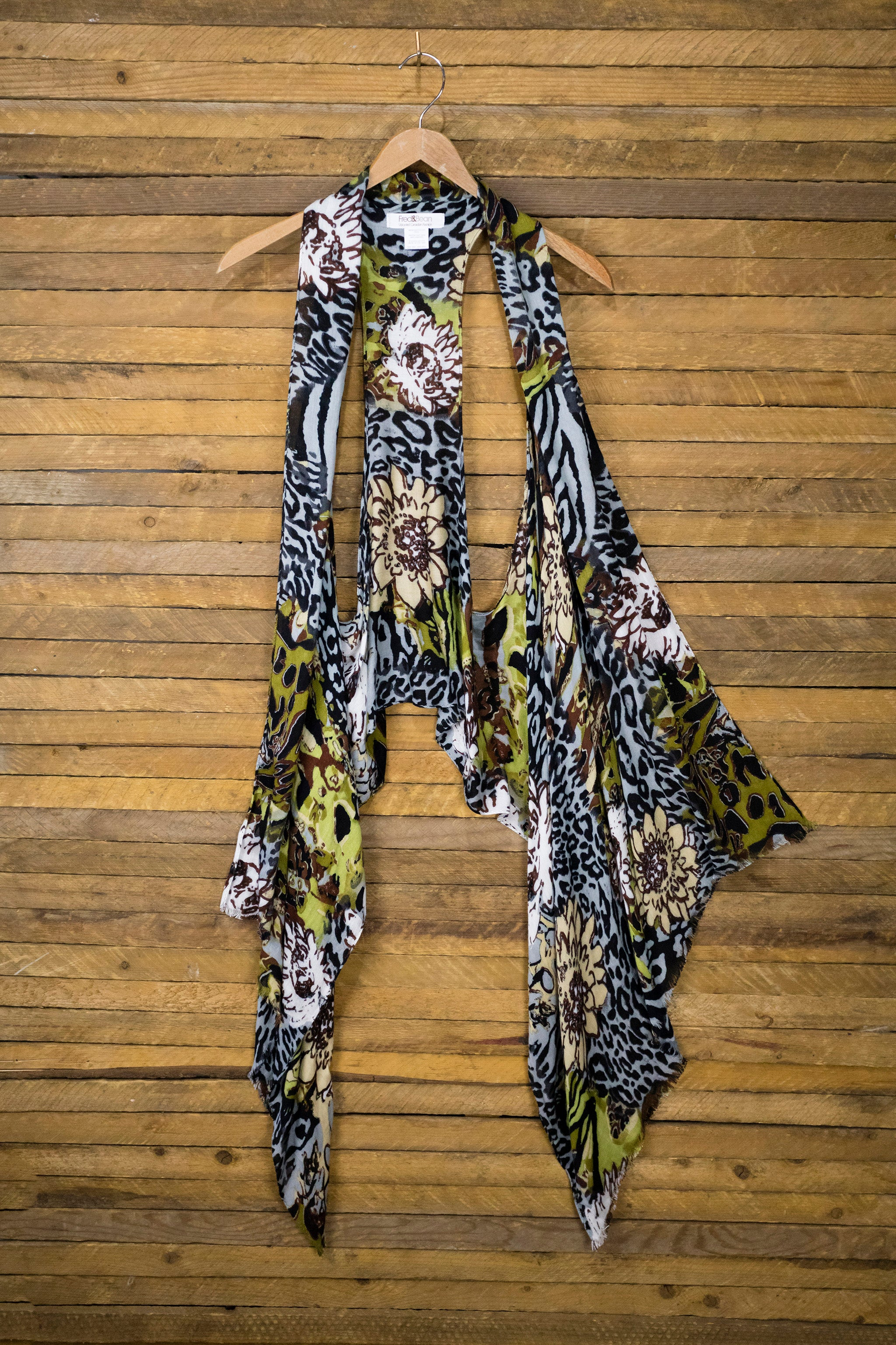 6-Way Scarf – Wild Flower