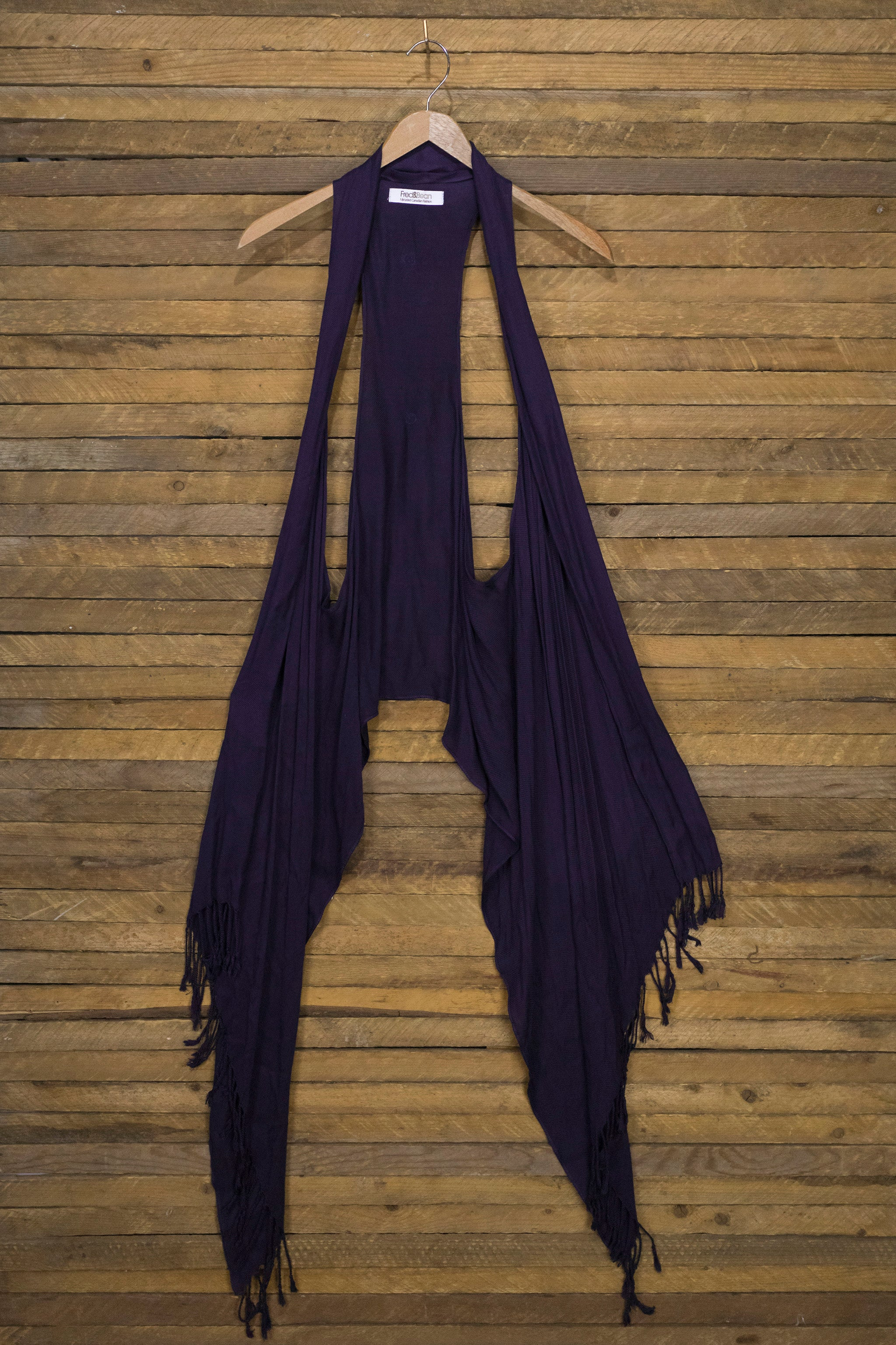 6-Way Scarf – Purple Midnight