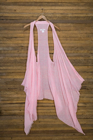 6-Way Scarf – Pink Sprinkles