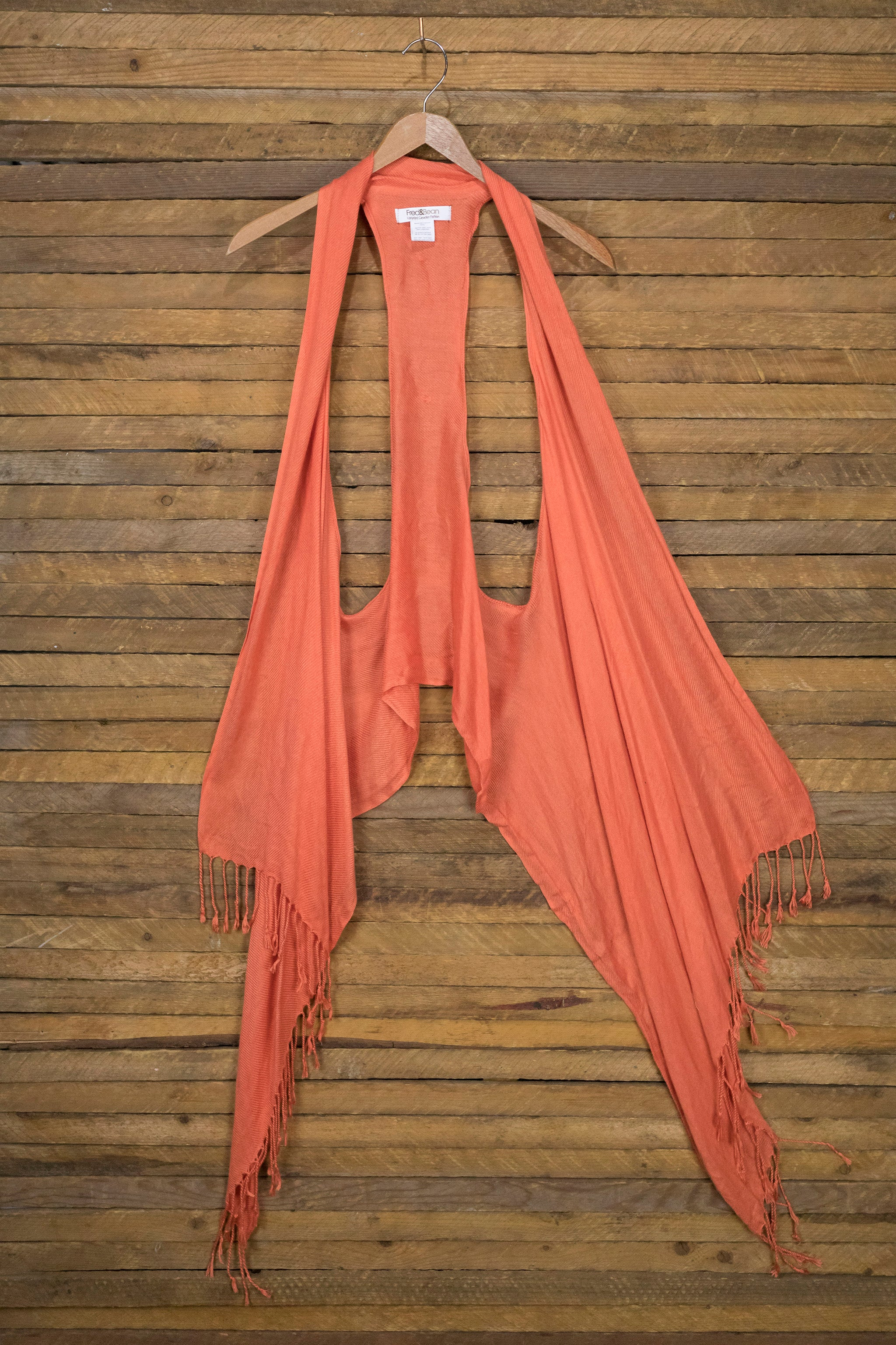6-Way Scarf – Tangerine