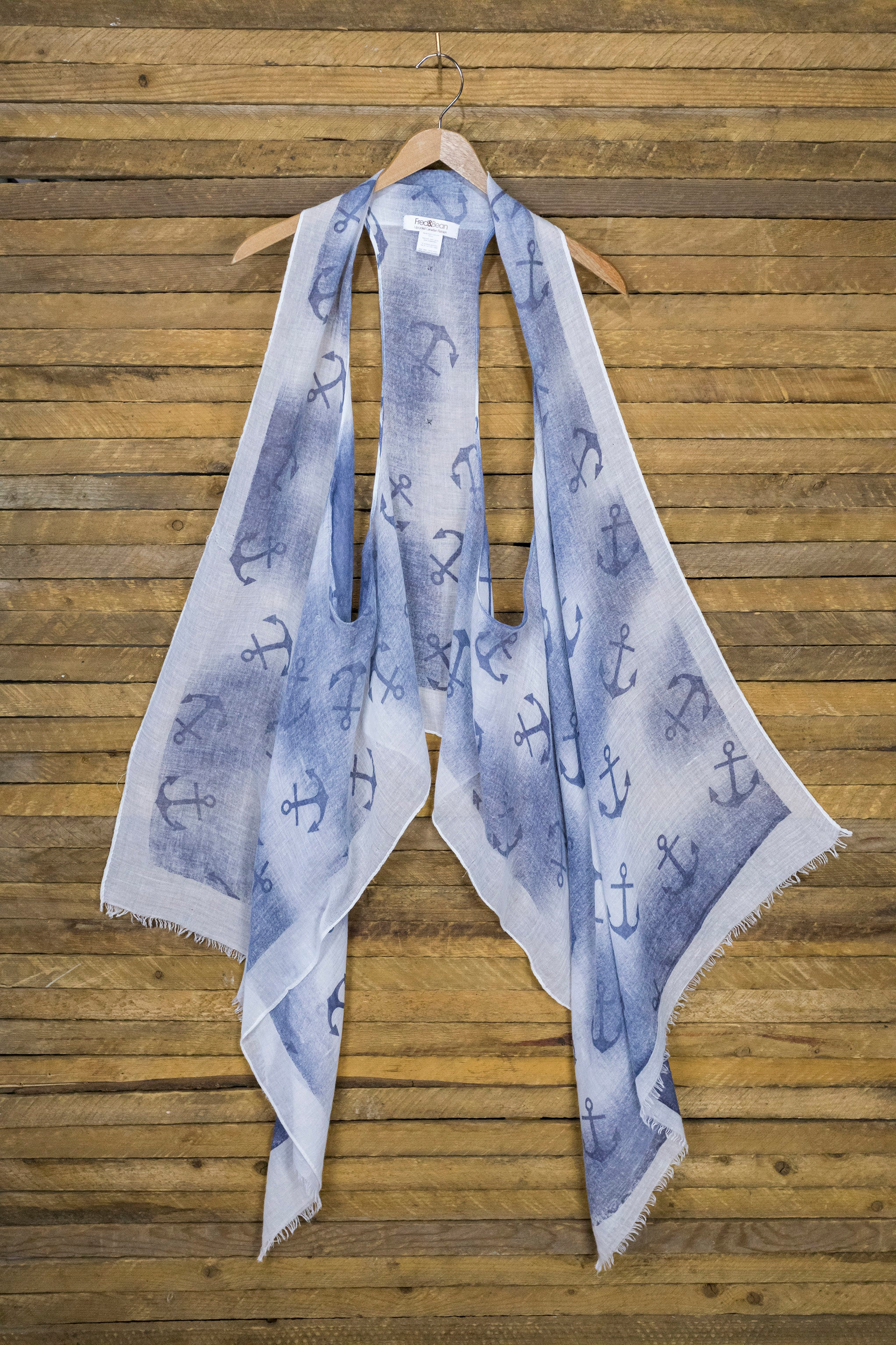 6-Way Scarf – Anchors Away