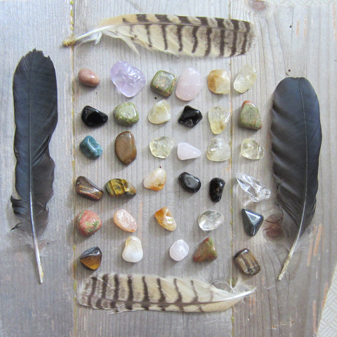 Metaphysical properties of crystals and gemstones - wicca