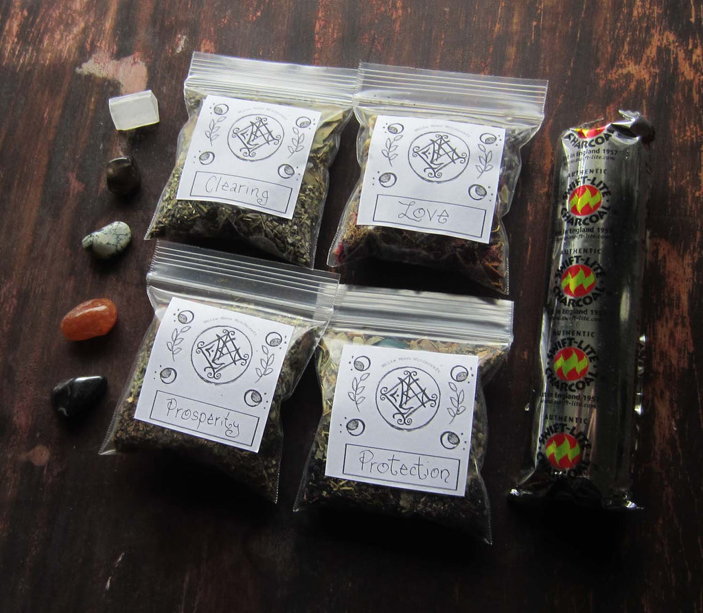 Witchcraft Incense Kit