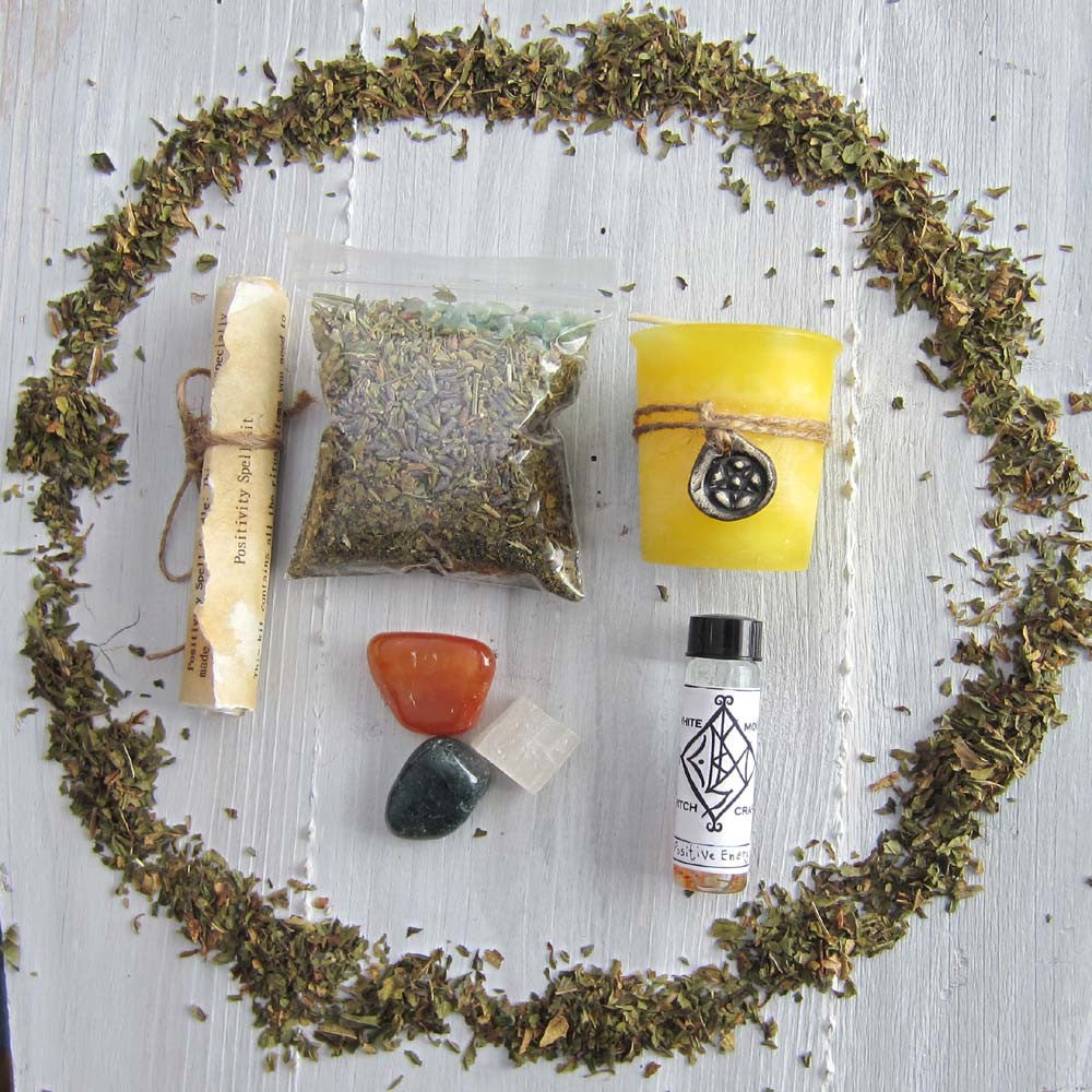 Positivity Spell Kit