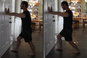 plantar-fasciitis-wall-assisted-calf-stretch