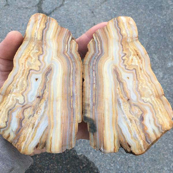 Material - Java Lace Agate