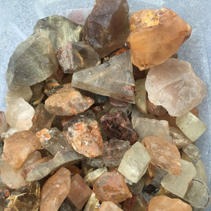 Material - Rutilated Quartz