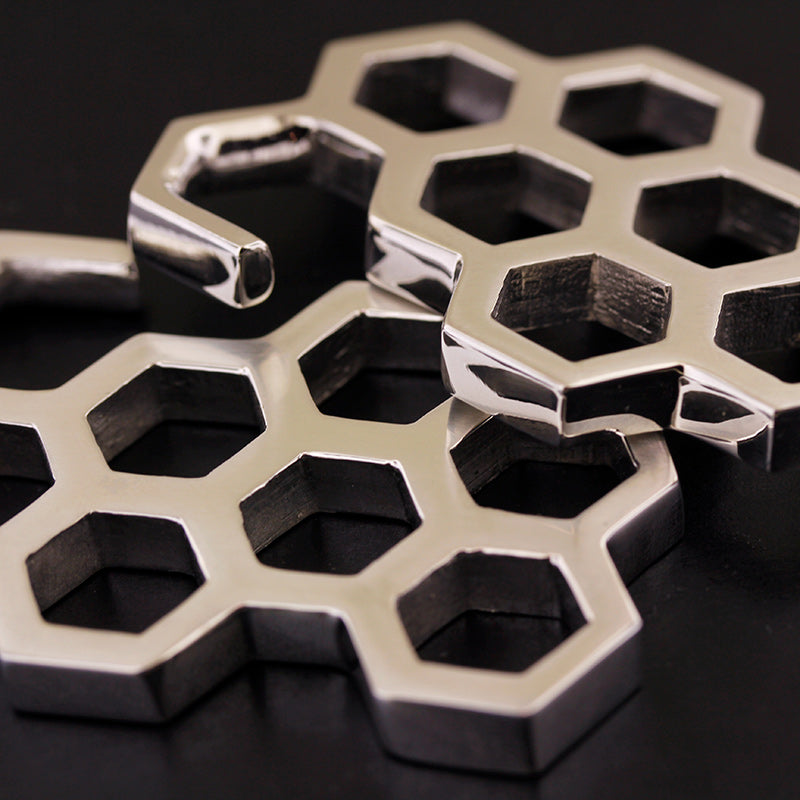 HIVE Weights - Silver