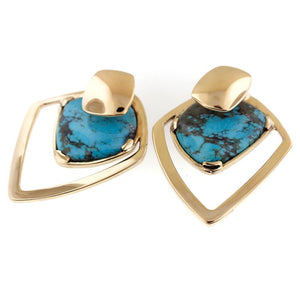 Weights - Iona - Blue Kingman Turquoise