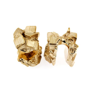 Weights - Pyrite Ear Weights