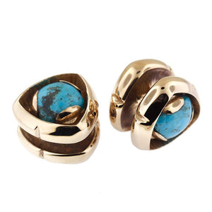Weights - SOMA Spools - Kingman Blue Turquoise