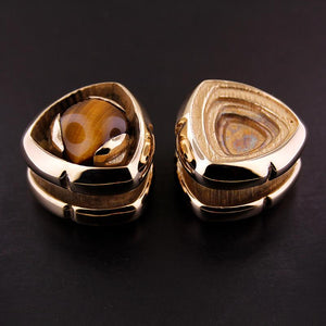 Weights - SOMA Spools - Tiger's Eye