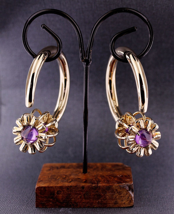 Weights - Somnia Ear Weights - Amethyst