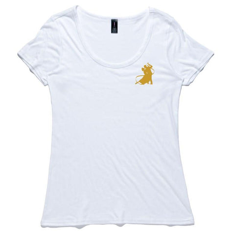 Lady's Short Sleeve T-Shirt