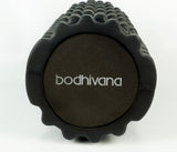 2-in-1 Bodhivana Exercise Foam Roller (Black)