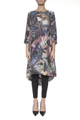 Bitte Kai Rand Printed Tunic Dress