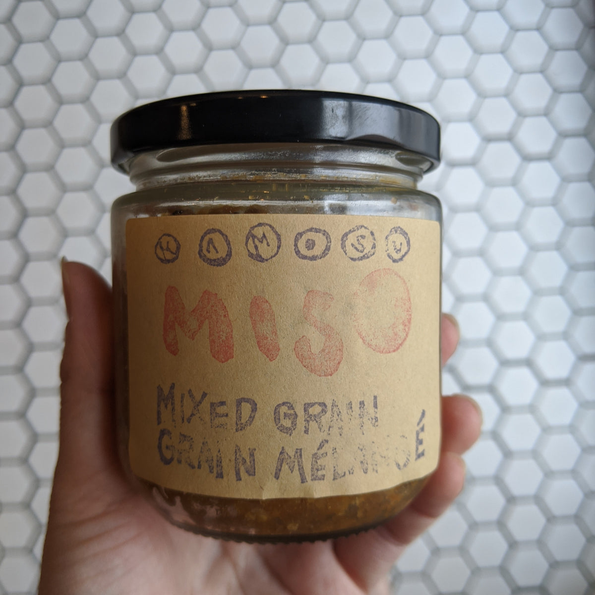 Kamosu Miso: Mixed Grain