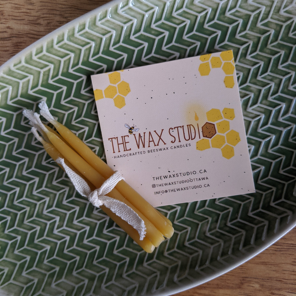 The Wax Studio: Birthday Candles