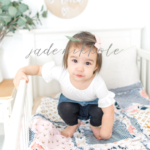 Boutique Crib Bedding by A Vision to Remember