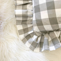 Plaid Throw Pillow Covers