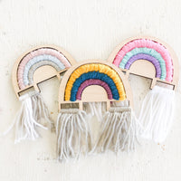 Rainbow Craft Weaving Looms - A Vision to Remember