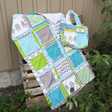 Diaper Bag Pattern - Instant Download - Pattern - A Vision to Remember