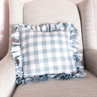 Plaid Throw Pillow Covers - A Vision to Remember