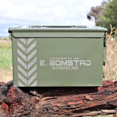 Ammo Can -Tire Tread