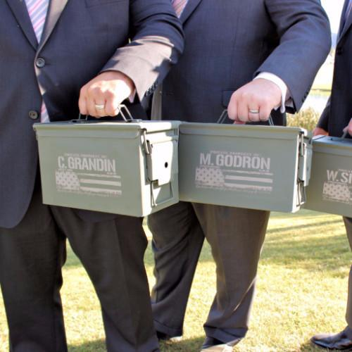 Groomsmen Boxes - Cool Groomsmen Gifts - Wedding Gift Boxes - ScissorMill