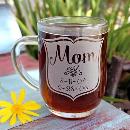 Mom Coffee Cup - ScissorMill