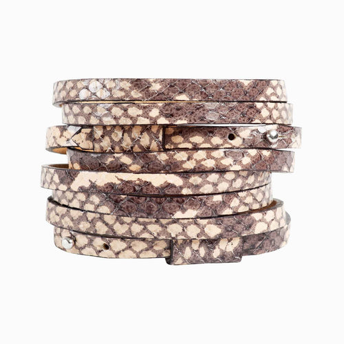 Anah leather bracelet