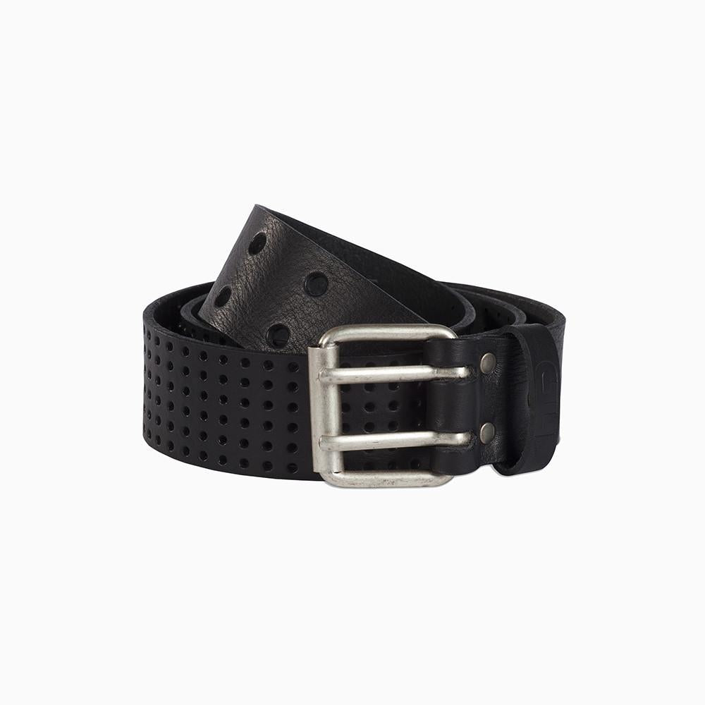 Bälter leather belt black