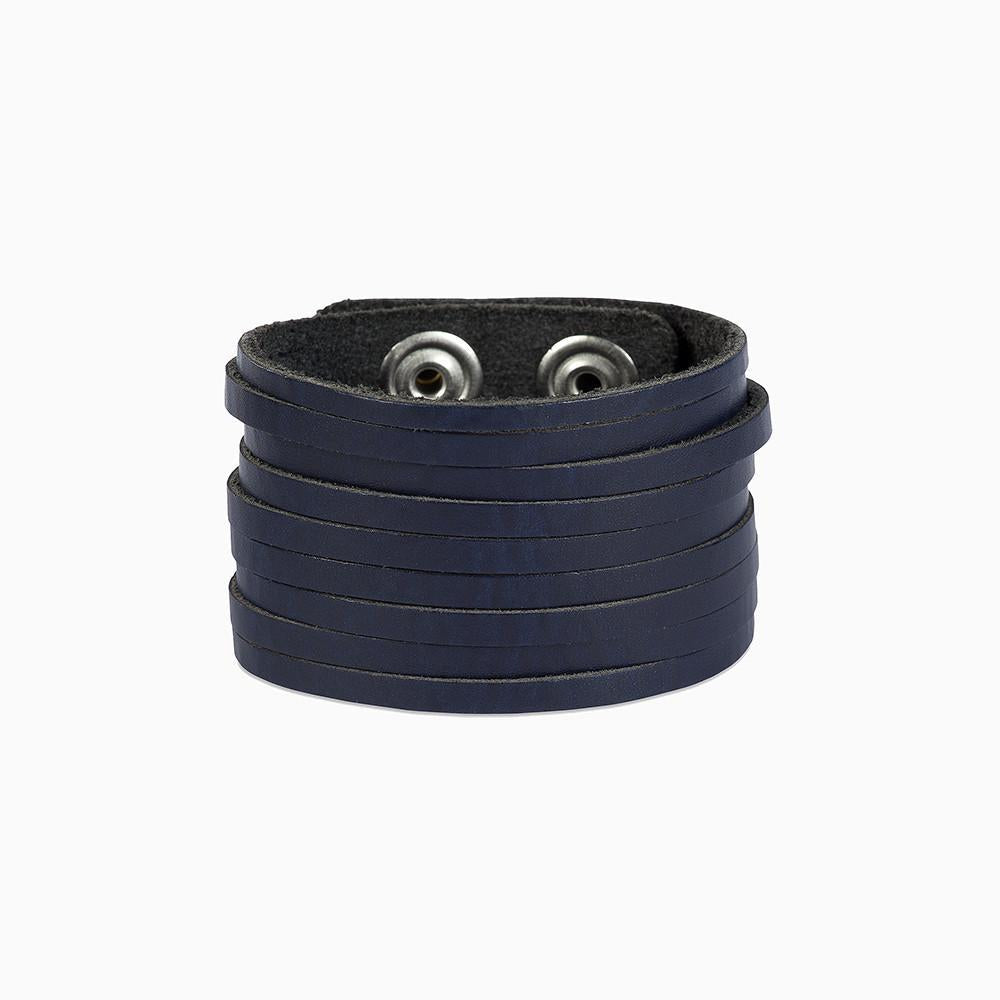 Luca leather bracelet