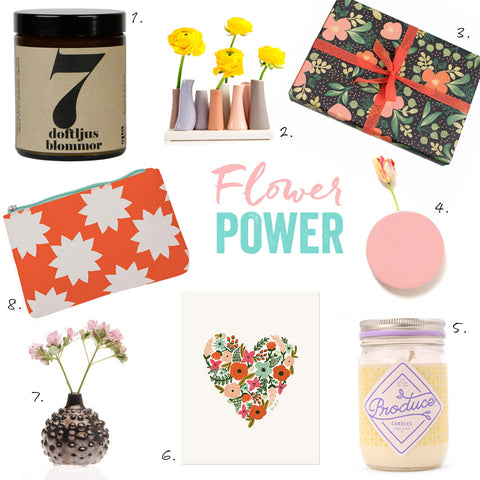 Flower Power - our top floral pieces that we love