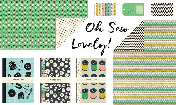 Rosehip Stationery Collection at Collett & Holder