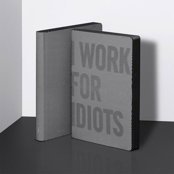 I Work For Idiots Leather Notebook | Nuuna Premium Stationery| Collett and Holder Gifted Living