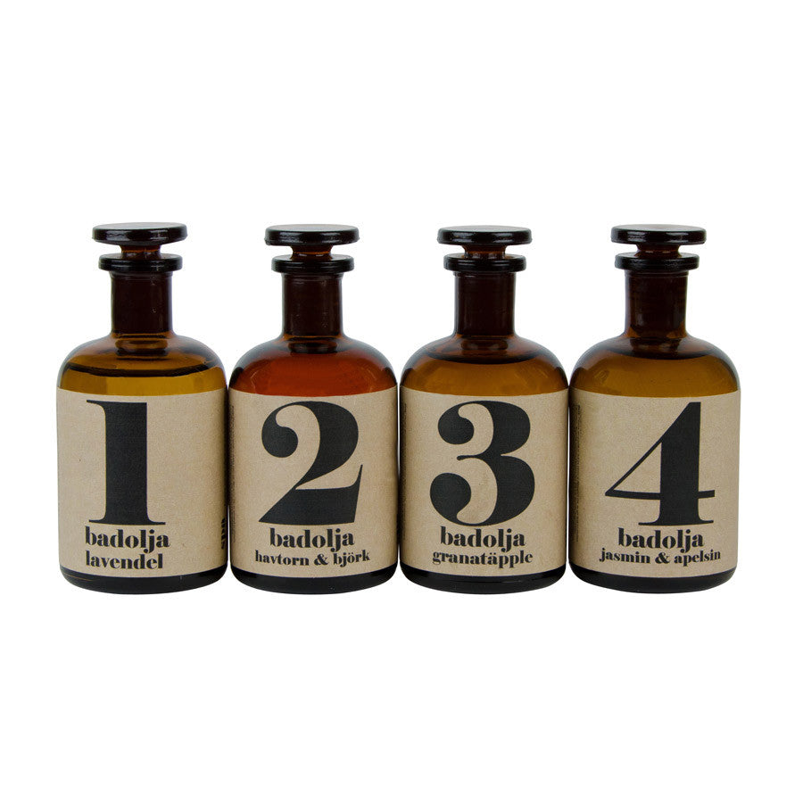 Terrible Twins Bath Oil Range | Spa Series | Luxury Bath Oils | Collett & Holder Gifted Living