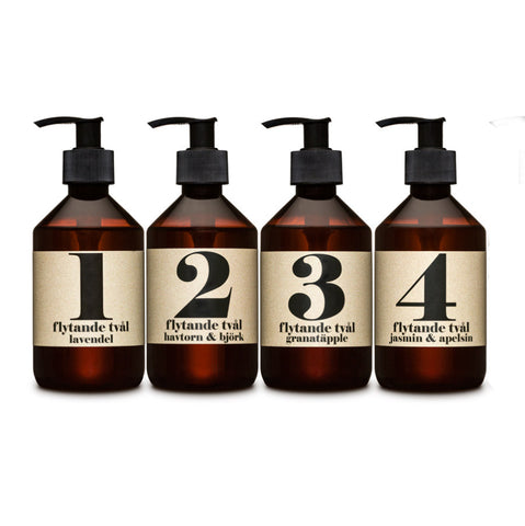 No.2 Sea Buckthorn & Birch Liquid Soap | Terrible Twins Spa Series | Collett & Holder Gifted Living