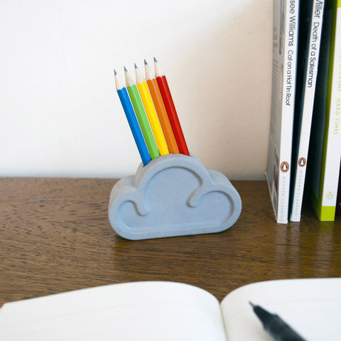 Cloud Pencil Tidy | Suck UK | Quirky Desk Gifts