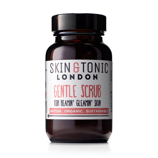 Gentle Scrub by Skin and Tonic London | British Organic Skincare | Collett and Holder - Gifted Living