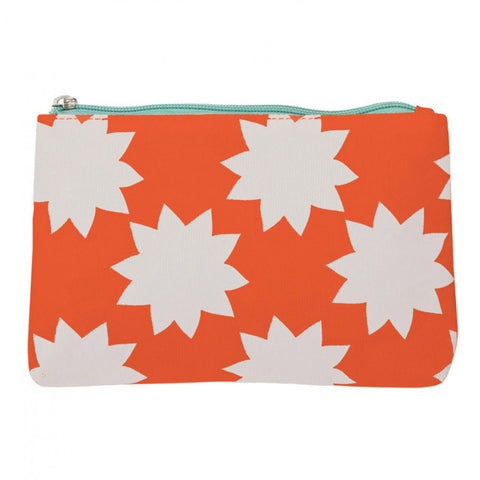 Flower Print Canvas Cosmetic Bag | NY-LON Everyday Goods | Collett & Holder - Gifted Living